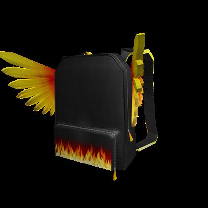 Phoenix Backpack | Roblox Wikia | FANDOM powered by Wikia