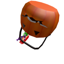 Pumpkin full of Treats