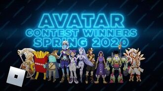 Spring 2020 Avatar Design Contest Winners