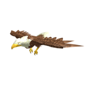 Glorious eagle mount