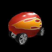 Racin' Egg of Fast Cars