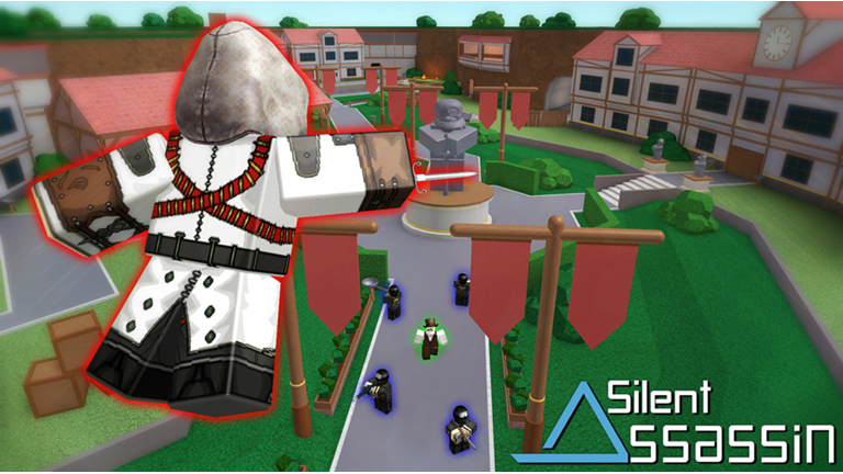 Silent Assassin Roblox Wikia Fandom