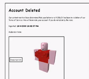 how to get your deleted roblox account back