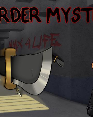 Murder Mystery X Roblox Wikia Fandom