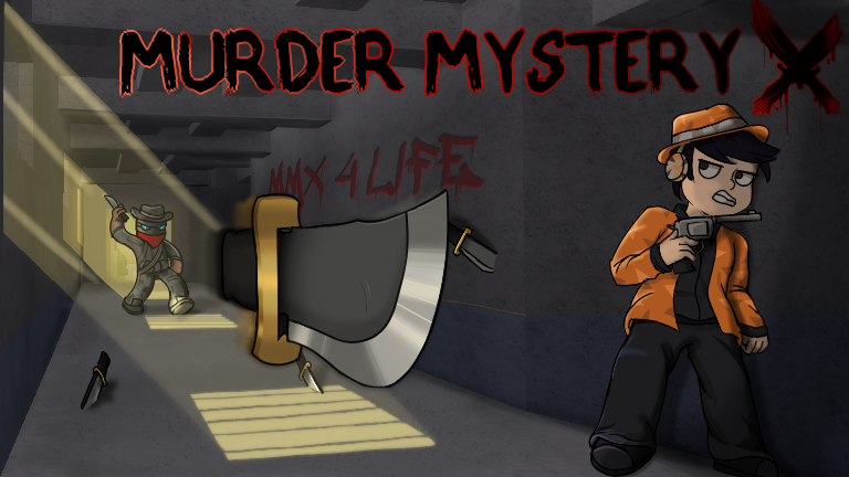 Murder Mystery X Roblox Wikia Fandom Powered By Wikia