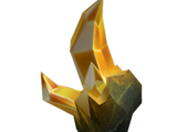 Elemental Crystal Golem - Shoulder Rock