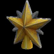 Festive Tree Star Topper