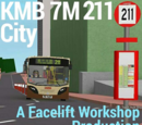 KMB 7M 211 City