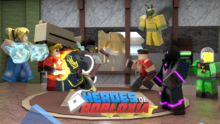 Heroes of Robloxia Thumbnail