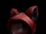Red Animal Hoodie