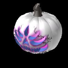 The White Mystic Pumpkin