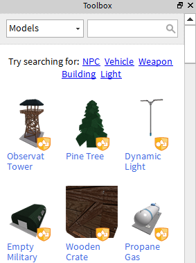 Roblox Free Items Not Models