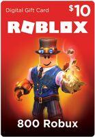 $10 Roblox Card (Digital Code)