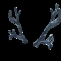 Bluesteel antlers