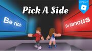 Pick A Side Event