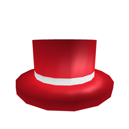 White Banded Red Top Hat Roblox Wikia Fandom Powered By Wikia