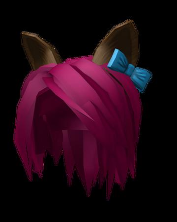 Wolfish Girl Hair Roblox Wikia Fandom