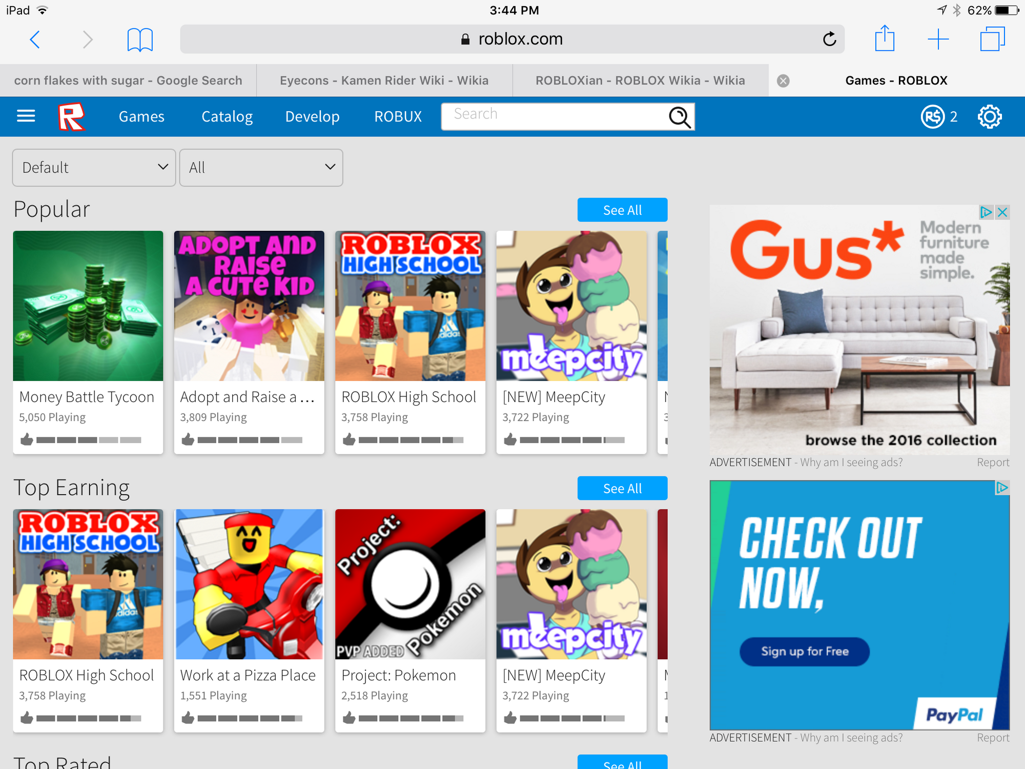 How To Make A Front Page Game On Roblox - Games Page Roblox Wikia Fandom