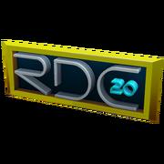 RDC 2020 Lapel Pin