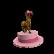5-5 - Pink Derby Hat