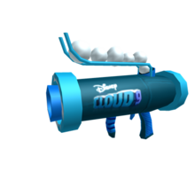 Cloud 9 Snowball Launcher