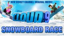 Cloud 9 Snowboarding Game