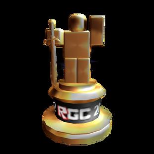 RGC Award 2012 | Roblox Wikia | FANDOM powered by Wikia