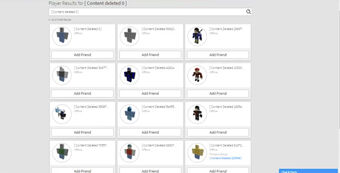 Roblox one word usernames
