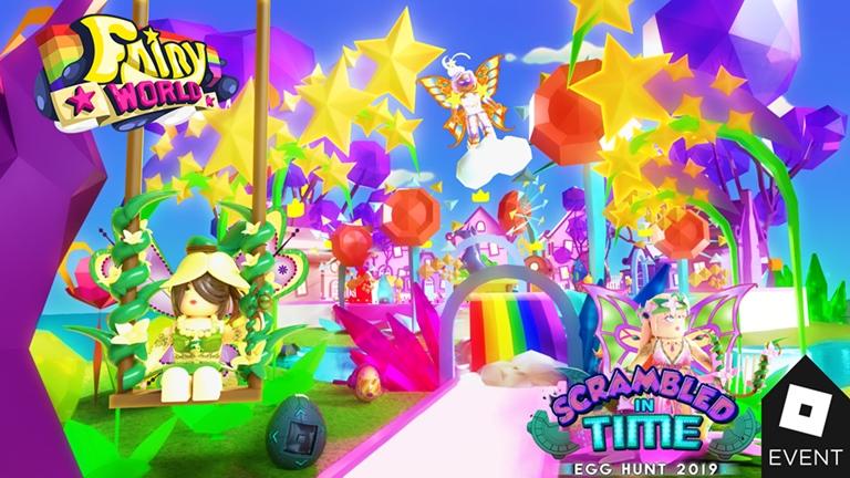 Fairy World Roblox Wikia Fandom