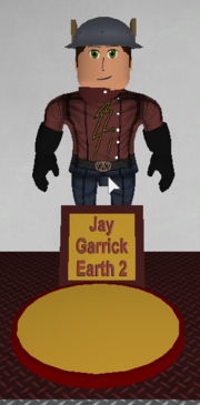 Jay Garrick Earth 2