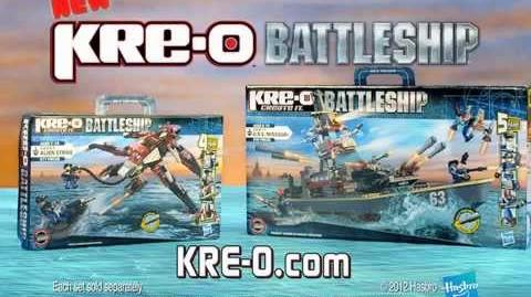 KRE-O Battleship Trailer