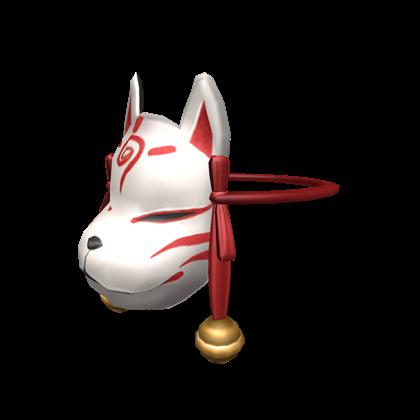 Kitsune Mask Roblox Wikia Fandom