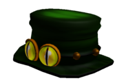 Dr. Froak's Alchemy Top Hat