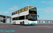 Hanwick City FT KK6528 TR3