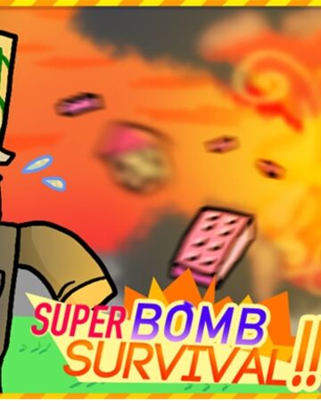 Run Bomb Roblox - Super Bomb Survival Roblox Wikia Fandom