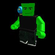 GREEN SCAMMER BOT