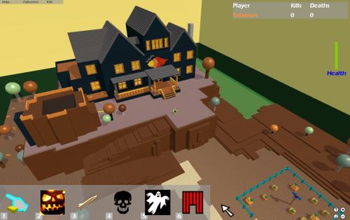 Spooky Building Contest Roblox Wikia Fandom