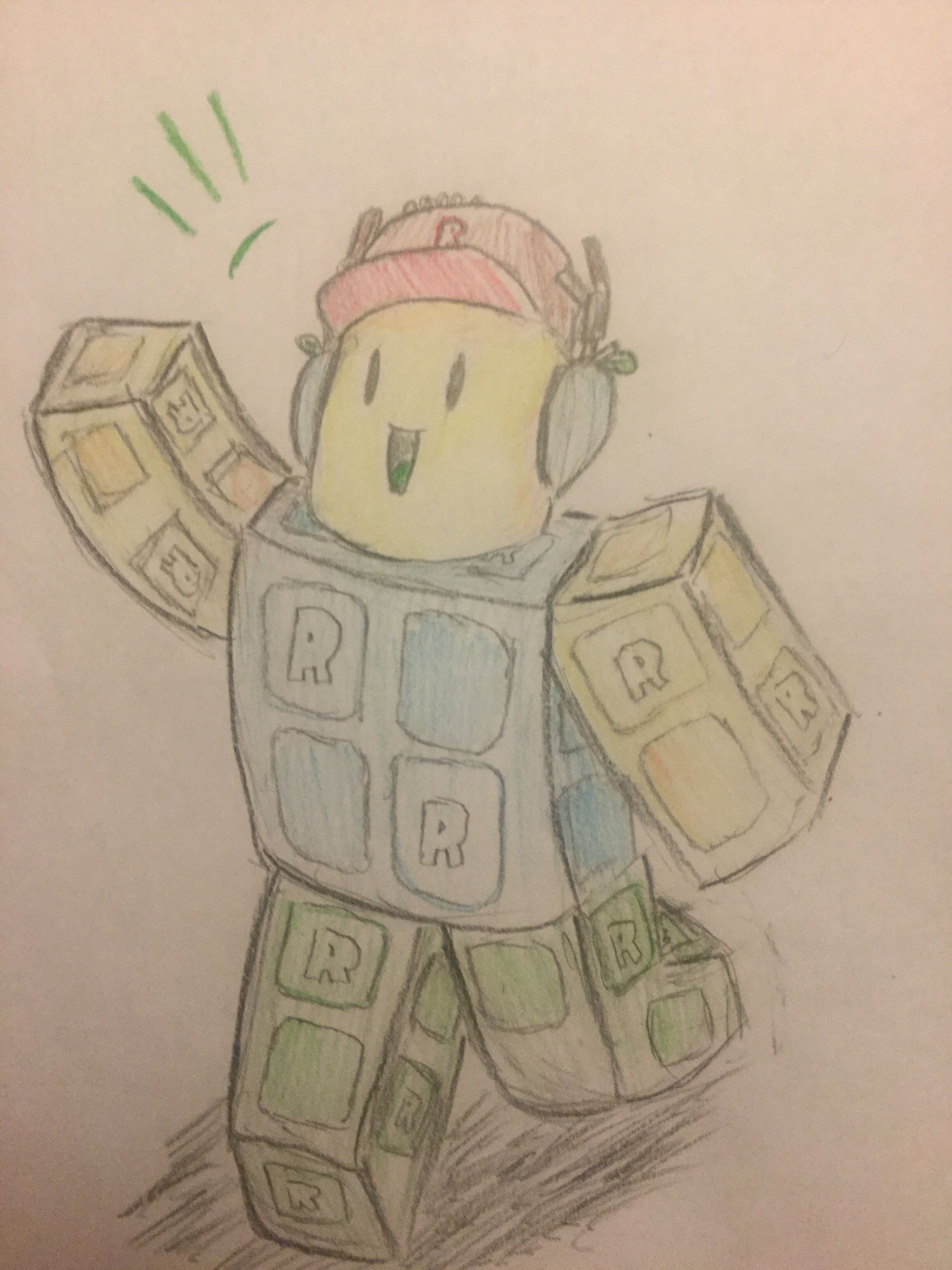 I Can Draw Your Roblox Character Roblox Wikia Fandom