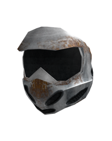 Rusty Silver Paintball Mask Roblox Wikia Fandom