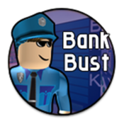 Bank Bust Badge