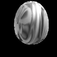 Chrome Egg of Speeding Bullet