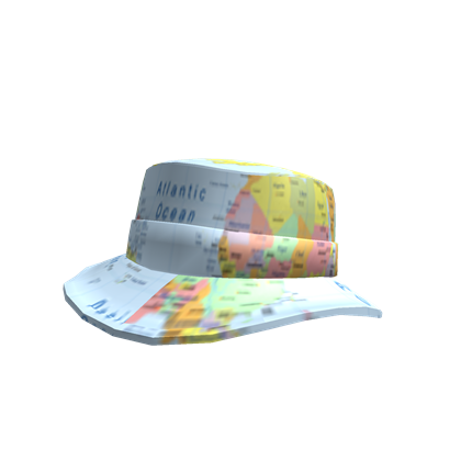 File:World Map Bucket Hat.png