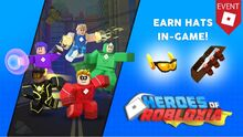 Heroes of Robloxia Event Thumbnail