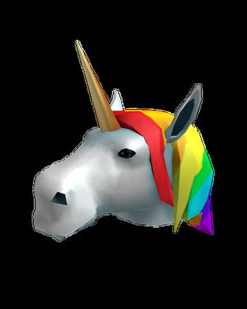 Magical Unicorn Head Roblox Wikia Fandom