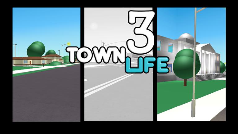 Town Life 3   Roblox Wikia   FANDOM powered by Wikia
