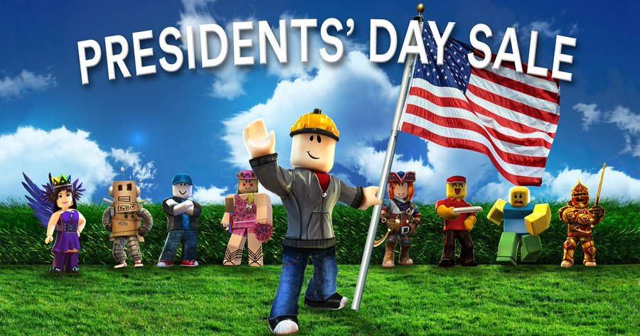 Presidents Day 2018 Roblox Wikia Fandom