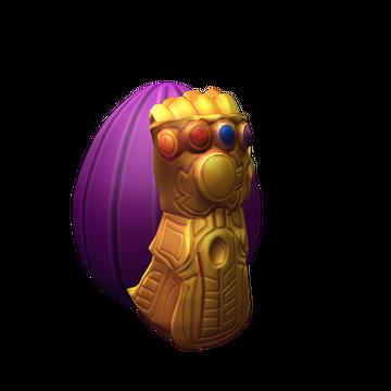 Infinity Gauntlet Egg Roblox Wikia Fandom