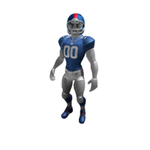 New York Giants Uniform