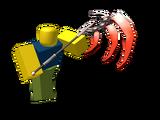 Noob Attack: Laser Scythe Scuffle