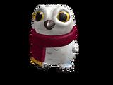 Festive Shoulder Owl